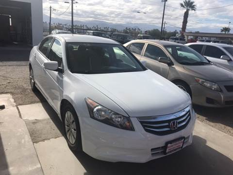 2011 Honda Accord for sale at Salas Auto Group in Indio CA