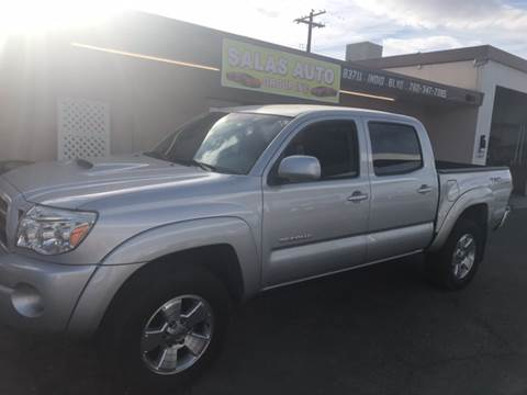 2008 Toyota Tacoma for sale at Salas Auto Group in Indio CA