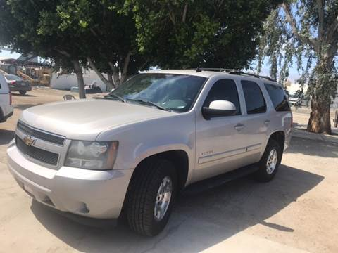 2007 Chevrolet Tahoe for sale at Salas Auto Group in Indio CA
