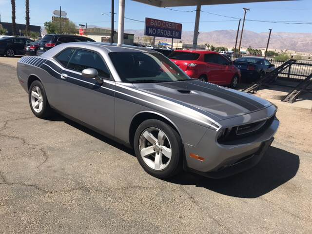 2014 Dodge Challenger for sale at Salas Auto Group in Indio CA