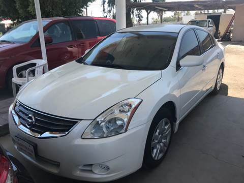 2012 Nissan Altima for sale at Salas Auto Group in Indio CA
