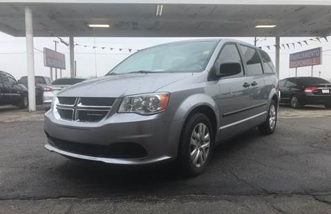 2015 Dodge Grand Caravan for sale at Salas Auto Group in Indio CA