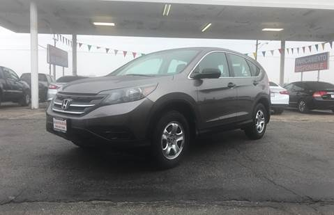 2013 Honda CR-V for sale at Salas Auto Group in Indio CA