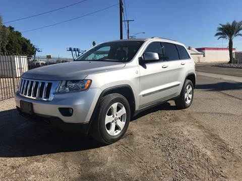 2012 Jeep Grand Cherokee for sale at Salas Auto Group in Indio CA