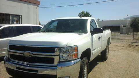 2007 Chevrolet Silverado 2500HD for sale in Indio, CA