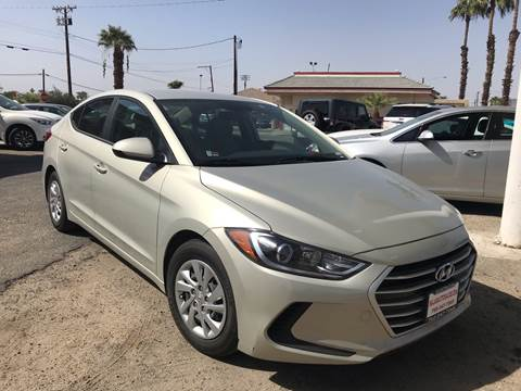 Hyundai Of La Quinta >> 2017 Hyundai Elantra For Sale In Indio Ca