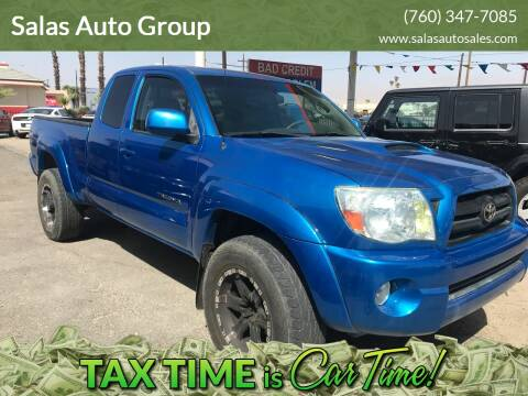 2007 Toyota Tacoma for sale at Salas Auto Group in Indio CA