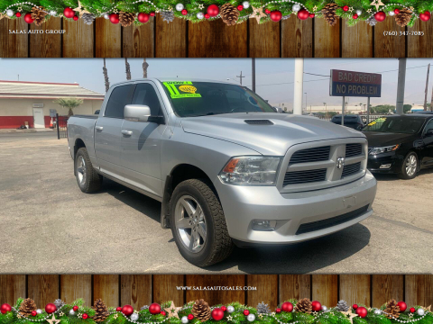 2011 RAM Ram Pickup 1500 for sale at Salas Auto Group in Indio CA
