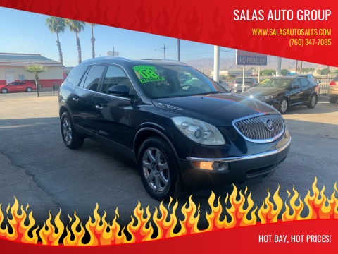 2008 Buick Enclave for sale at Salas Auto Group in Indio CA