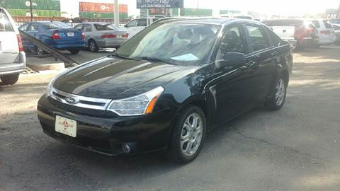 2008 Ford Focus for sale in Indio, CA