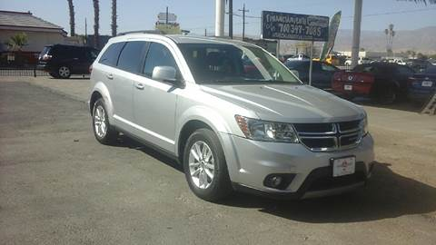 2013 Dodge Journey for sale at Salas Auto Group in Indio CA
