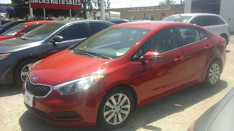 2015 Kia Forte for sale at Salas Auto Group in Indio CA
