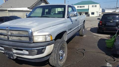 1996 Dodge Ram Pickup 2500 for sale in Spokane, WA