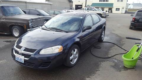 2004 Dodge Stratus for sale at TTT Auto Sales in Spokane WA