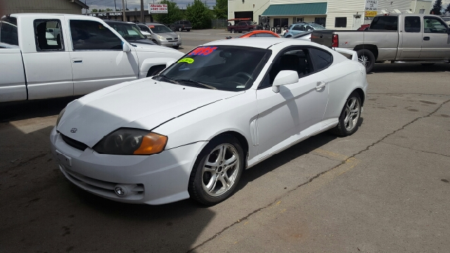 2004 Hyundai Tiburon for sale at TTT Auto Sales in Spokane WA