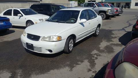 2000 Nissan Sentra for sale at TTT Auto Sales in Spokane WA