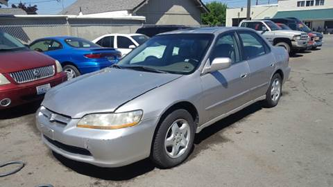 1999 Honda Accord for sale at TTT Auto Sales in Spokane WA