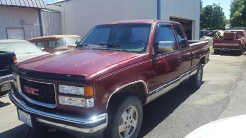 1994 GMC Sierra 1500 for sale at TTT Auto Sales in Spokane WA