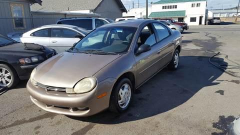 2000 Plymouth Neon for sale in Spokane, WA