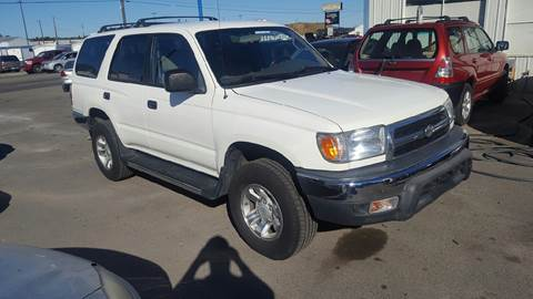 2000 Toyota 4Runner for sale in Spokane, WA