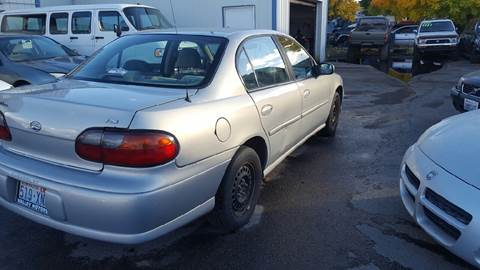 2000 Chevrolet Malibu for sale in Spokane, WA