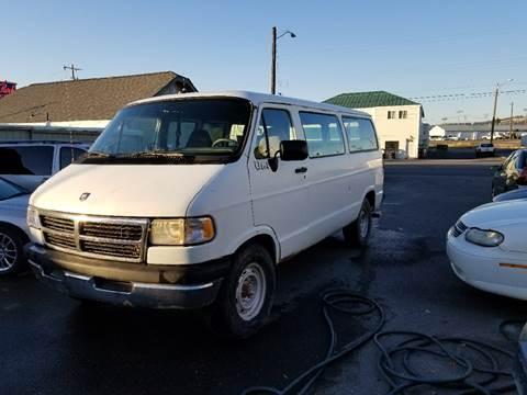 1997 Dodge Ram Van For Sale In Spokane WA