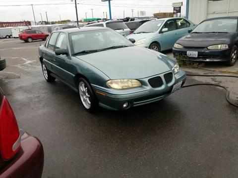 1996 Pontiac Grand Am for sale in Spokane, WA