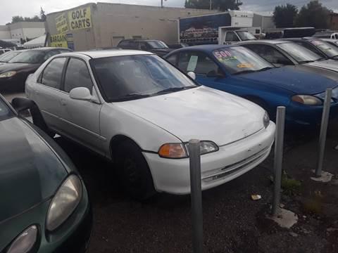 1995 Honda Civic for sale in Spokane, WA
