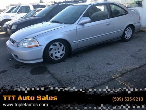 1997 Honda Civic for sale in Spokane, WA