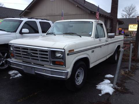 Used 1986 Ford F-150 For Sale - Carsforsale.com®  Ford F Engine Schematics on 98 ford f-150 wiring schematics, 1969 mustang 302 engine schematics, 1986 ford f-150 electrical schematics,