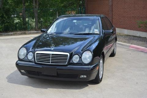 1999 Mercedes-Benz E-Class for sale in Dallas, TX