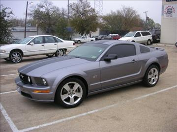 2006 Ford Mustang for sale in Dallas, TX