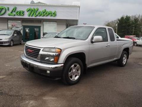 2010 GMC Canyon for sale in Columbiana, OH