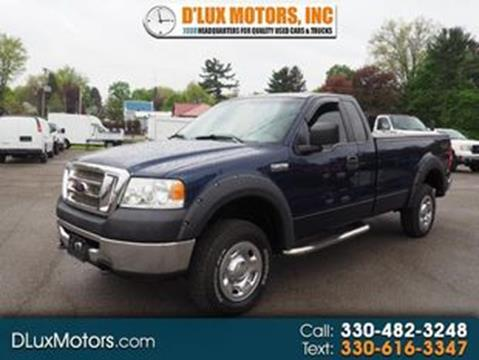 2008 Ford F-150 for sale in Columbiana, OH