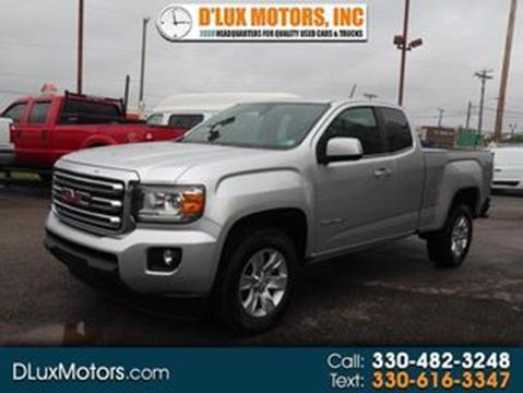 2016 GMC Canyon for sale in Columbiana, OH