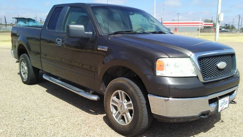 2007 ford f-150 xlt in lubbock tx - cameron motor co