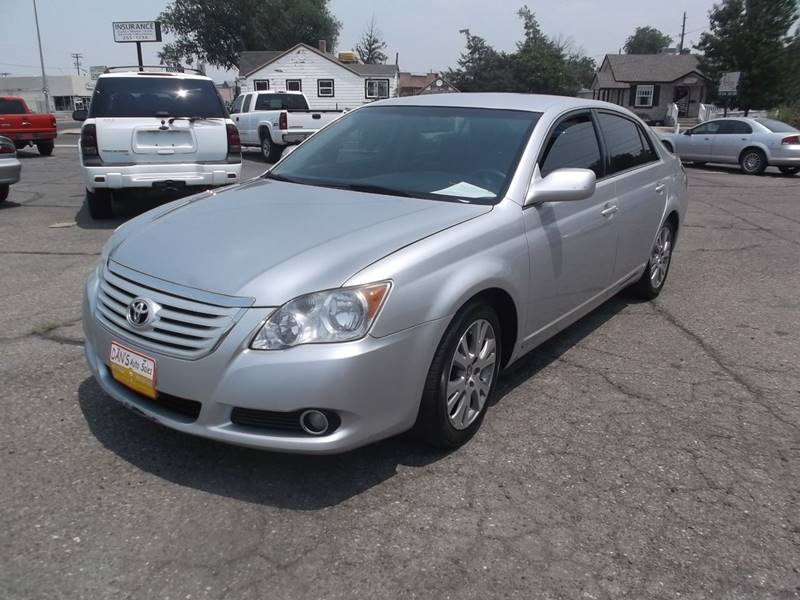 2008 Toyota Avalon Touring 4dr Sedan - Grand Junction CO