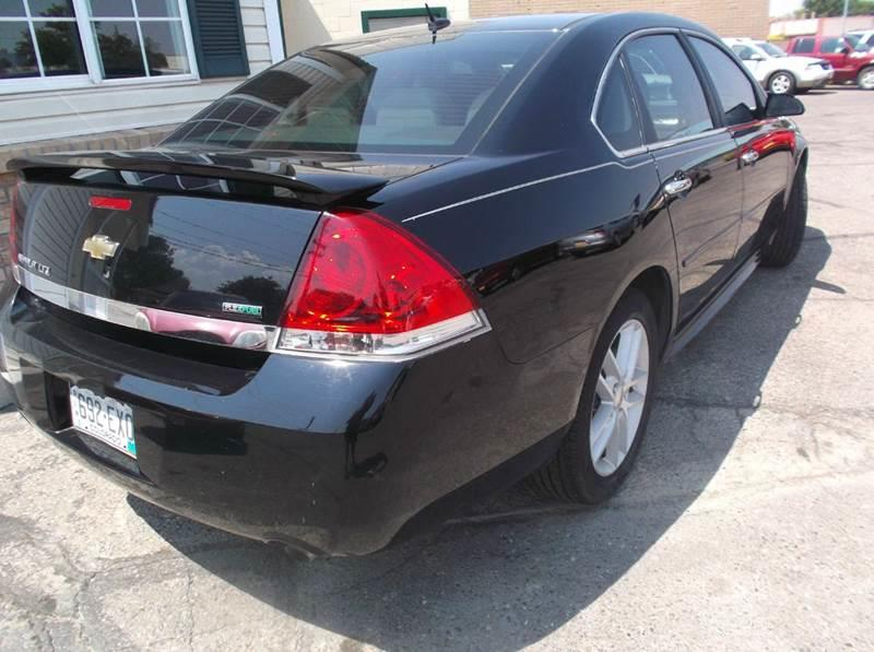 2011 Chevrolet Impala LTZ 4dr Sedan - Grand Junction CO