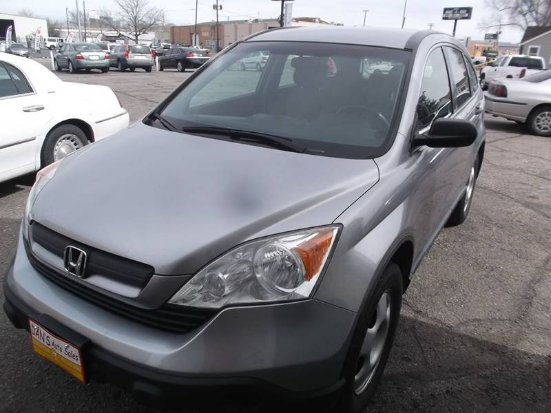 2008 Honda CR-V for sale at Dan's Auto Sales in Grand Junction CO