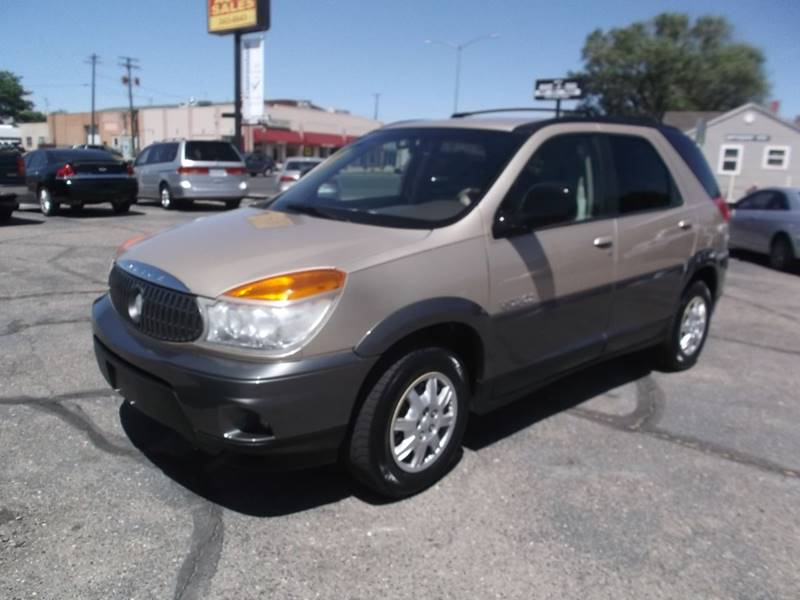 2003 Buick Rendezvous for sale at Dan's Auto Sales in Grand Junction CO