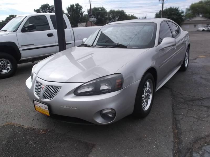 2007 Pontiac Grand Prix for sale at Dan's Auto Sales in Grand Junction CO