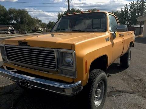 1980 Chevrolet C/K 2500 Series for sale in Grand Junction, CO