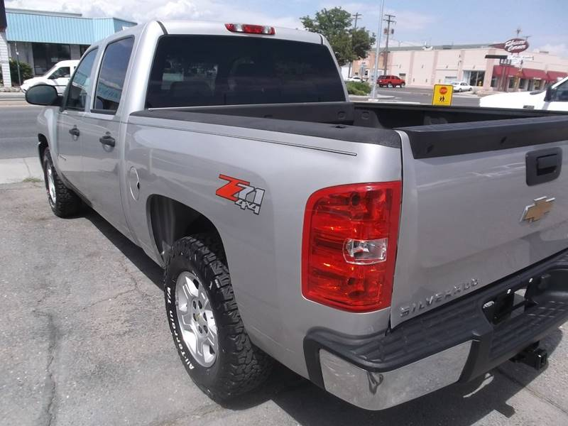 2007 Chevrolet Silverado 1500 LT1 4dr Crew Cab 4WD 5.8 ft. SB - Grand Junction CO