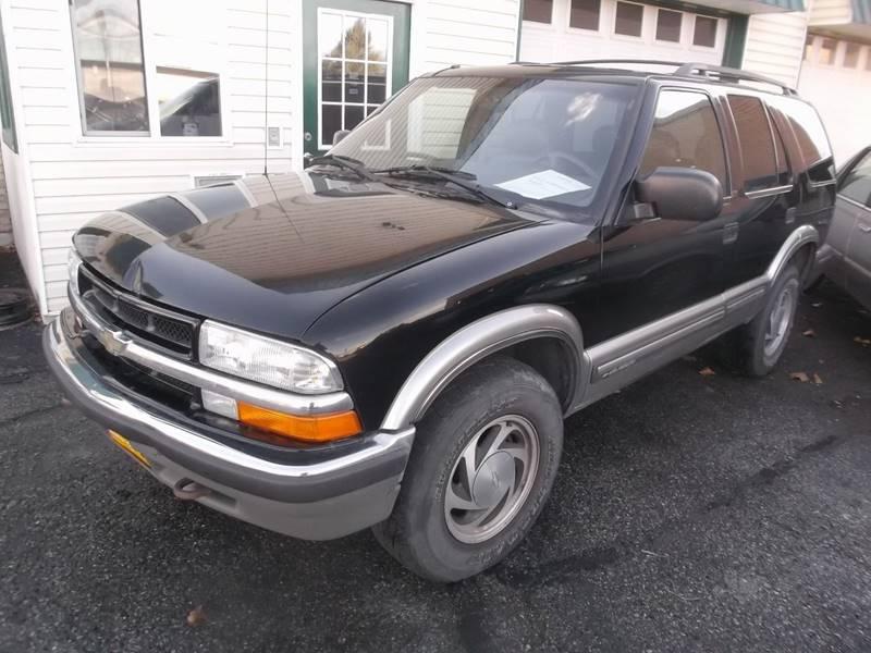 1999 Chevrolet Blazer 4dr LT 4WD SUV - Grand Junction CO