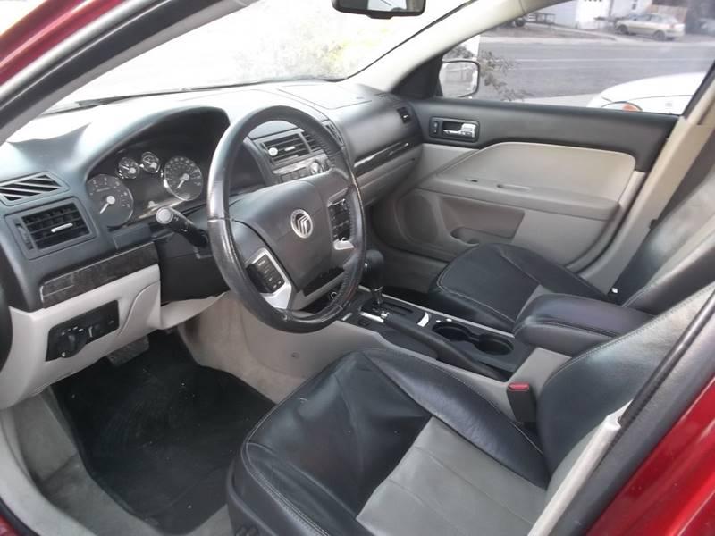 2008 Mercury Milan AWD V6 Premier 4dr Sedan - Grand Junction CO