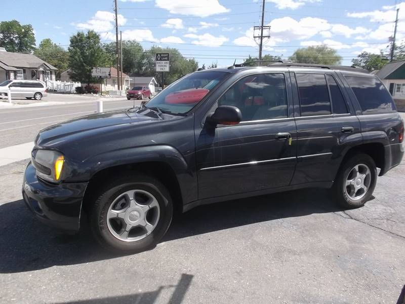 2005 Chevrolet TrailBlazer LT 4WD 4dr SUV - Grand Junction CO