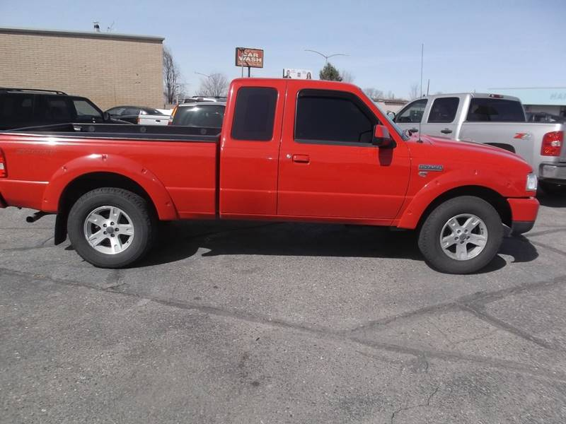 2006 Ford Ranger SPORT 4dr SuperCab SB - Grand Junction CO