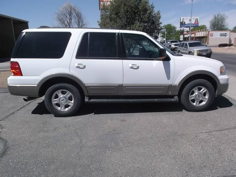2003 Ford Expedition Eddie Bauer 4WD 4dr SUV - Grand Junction CO
