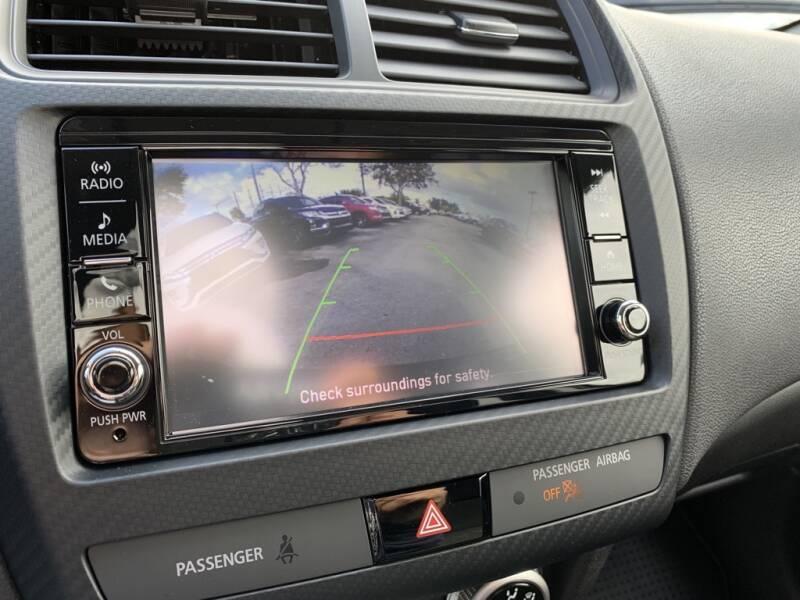 2020 Mitsubishi Outlander Sport ES 4dr Crossover - Davie FL