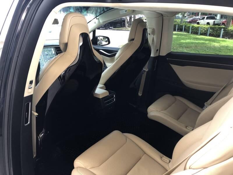 2016 Tesla Model X  - Davie FL